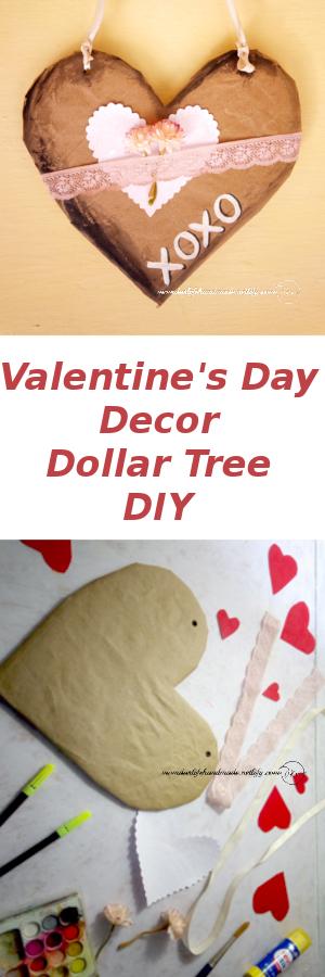 Valentine's-Day-Heart-Dollar-Tree-Craft