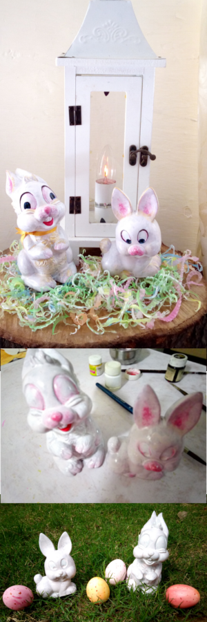 Bunny-Doll-Makeover-Painting